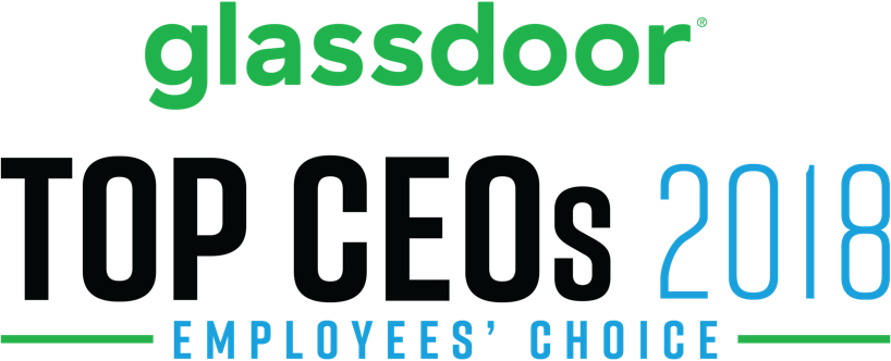 Glassdoor Top CEOs 2018, Employees' Choice